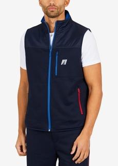 Nautica Men's Pop Color Tech Vest