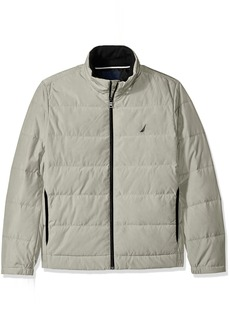 Nautica Men's Quilted Down-Blend Jacket  XXL