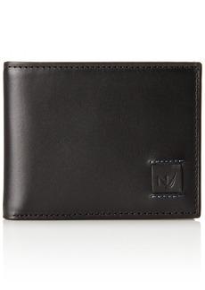 Nautica Men's RFID-Blocking Caravel Slim Billfold Wallet