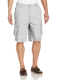 Nautica Men's Ripstop Cargo Short Grey
