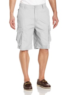 Nautica Men's Ripstop Cargo Short Grey 32