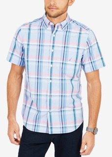Nautica Men's Riviera Plaid Shirt