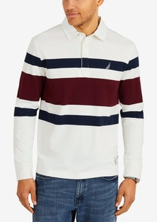Nautica Men's Rugby Shirt