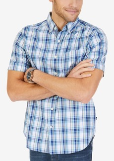 Nautica Men's Sailor Plaid Shirt