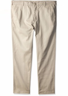 Nautica Men's School Uniform Wrinkle Resistant Stretch Pant  30W X 32L