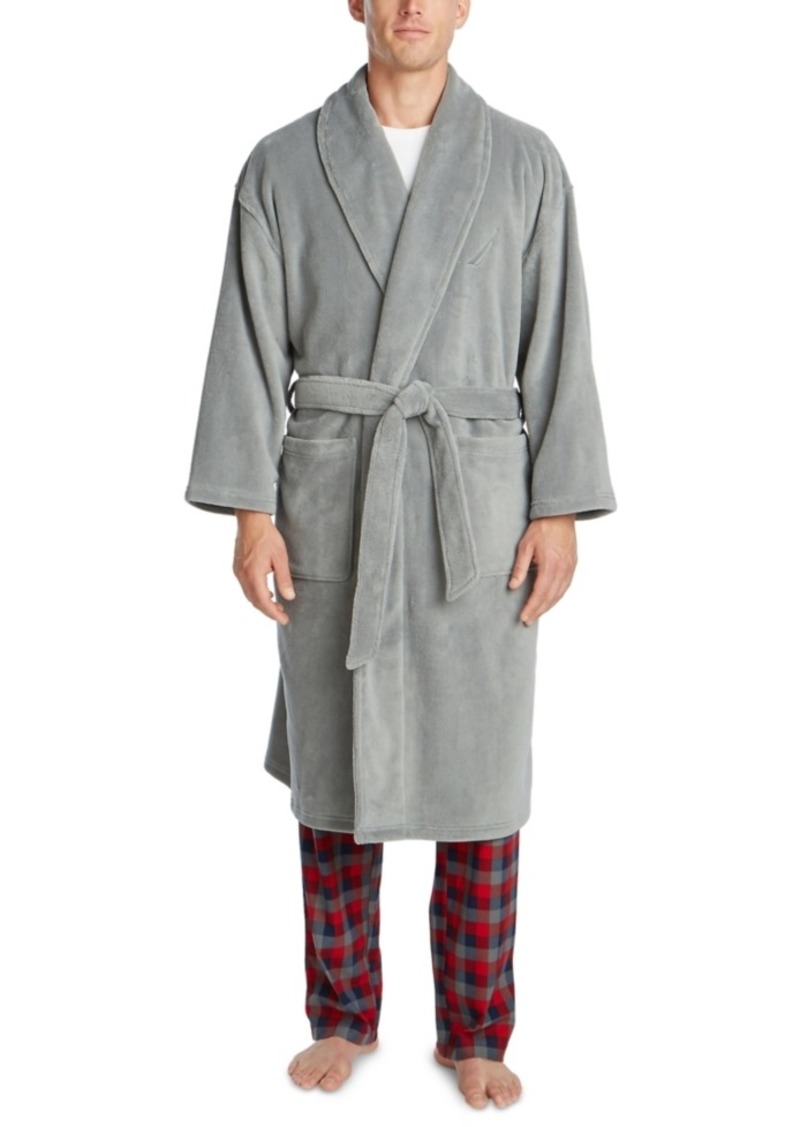 Nautica Men's Shawl Robe
