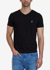 11381d28b43f2 Nautica Nautica Men's Slim-Fit Stretch V-Neck T-Shirt   T Shirts