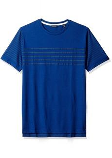 Nautica Men's Slim Fit Striped T-Shirt  M