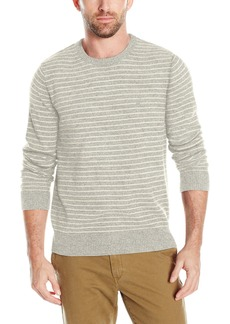 Nautica Men's Snow Cotton Striped Sweater