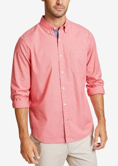 Nautica Men's Solid Fade Shirt