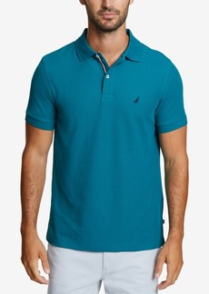 Nautica Men's Slim Fit Performance Deck Polo