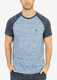 Nautica Men's Space-Dyed Sleep T-Shirt