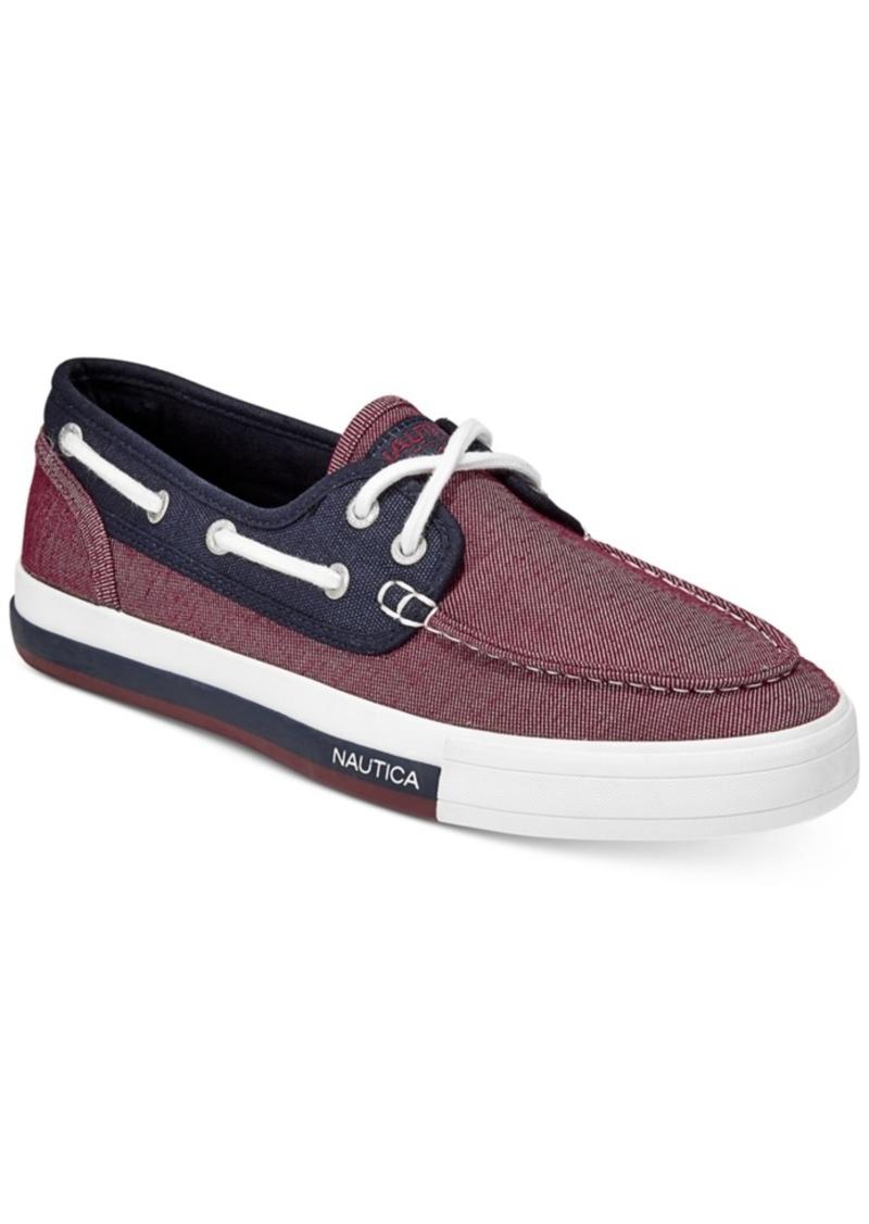 Nautica Men's Spinnaker Boat Shoes Men's Shoes