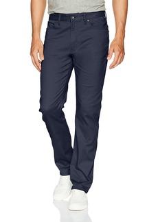 Nautica Men's Standard 5 Pocket Stretch Twill Pant  36W X 34L