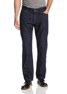 Nautica Men's Straight Dark Jean  33Wx32