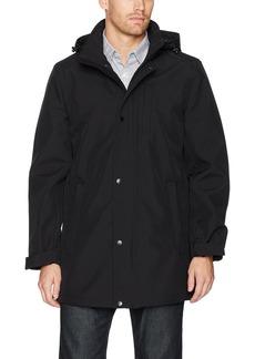 Nautica Men's Stretch Hooded Softshell Commuter Jacket  XL