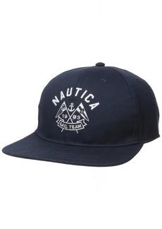 Nautica Men's Stretch Signature Logo Cap Hat