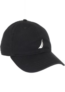 Nautica Men's Twill 6-Panel Cap