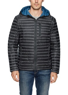 Nautica Men's Ultra Light Quilted Down Jacket  S
