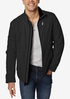 Nautica Men's Water & Wind Resistant Stretch Jacket