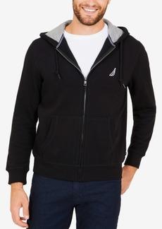 Nautica Men's Zip-Front Hoodie