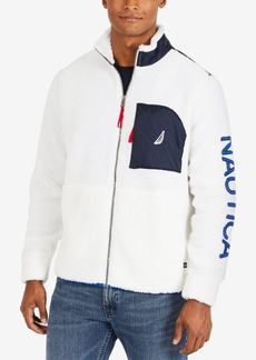 Nautica Men's Zip-Front Jacket