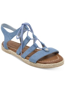 Nautica Women's Multi Hull Espadrille Flats Women's Shoes