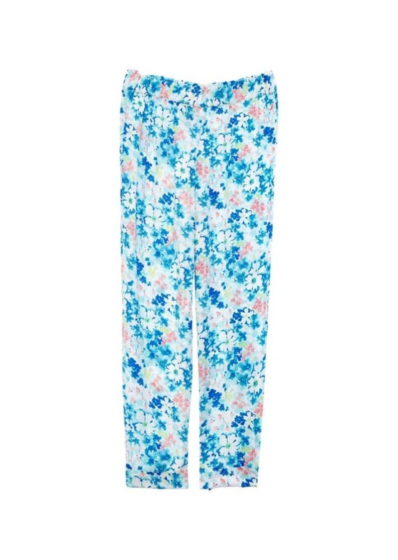 Nautica Nautica Girl's Roll Cuff Pant