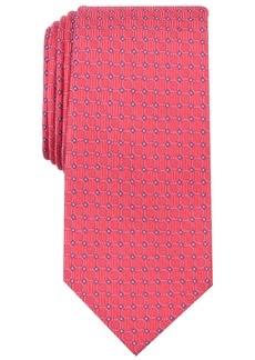 Nautica (NAV5C) Men's Sole Neat Tie red