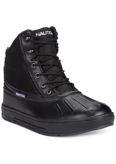 Nautica New Bedford Duck Boots Men's Shoes