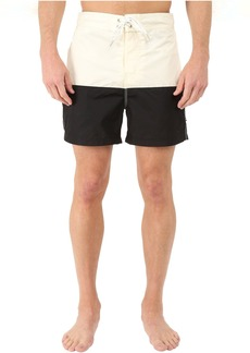 Nautica Pieced Color Block Trunk
