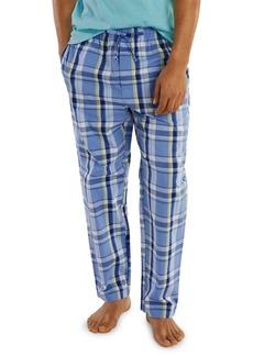 Nautica Plaid Cotton Pajama Pants