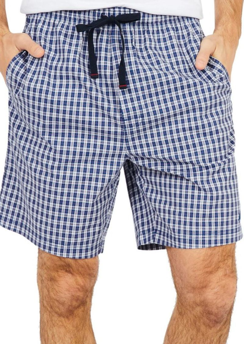 35b33559fe Nautica Nautica Plaid Cotton Sleep Shorts