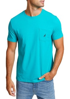 Nautica Pocket Crewneck T-Shirt