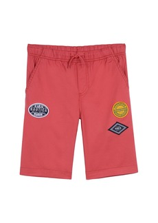 Nautica Print Canvas Short