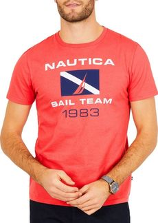 Nautica Sail Team Graphic T-Shirt
