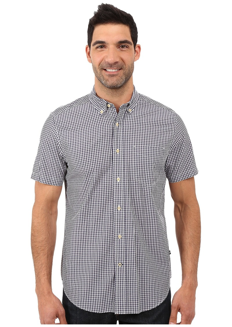 Nautica Short Sleeve Check Shirt w/ Pocket