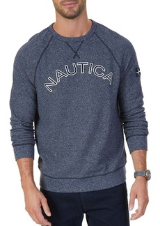 Nautica Signature Logo Sweatshirt