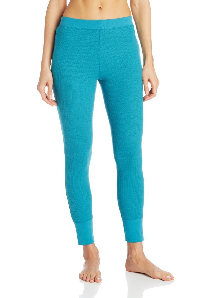 Nautica Sleepwear Women's Pointelle Legging