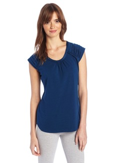 Nautica Sleepwear Women's Short Sleeve Modal Tee