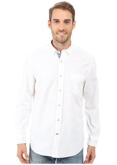Nautica Solid Oxford L/S Woven Shirt