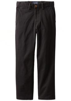 Nautica Sportswear Big Boys' Flat Front Twill Pant