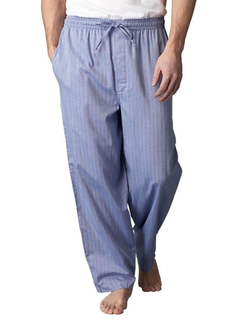 Nautica Stripe Cotton Pajama Pants