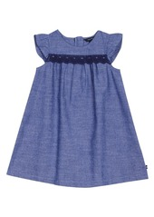 Nautica Girls' Toddler  A-line Dress