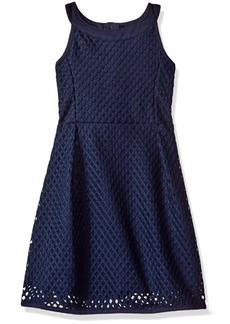 Nautica Toddler Girls' Special Occasion Fashion Dress