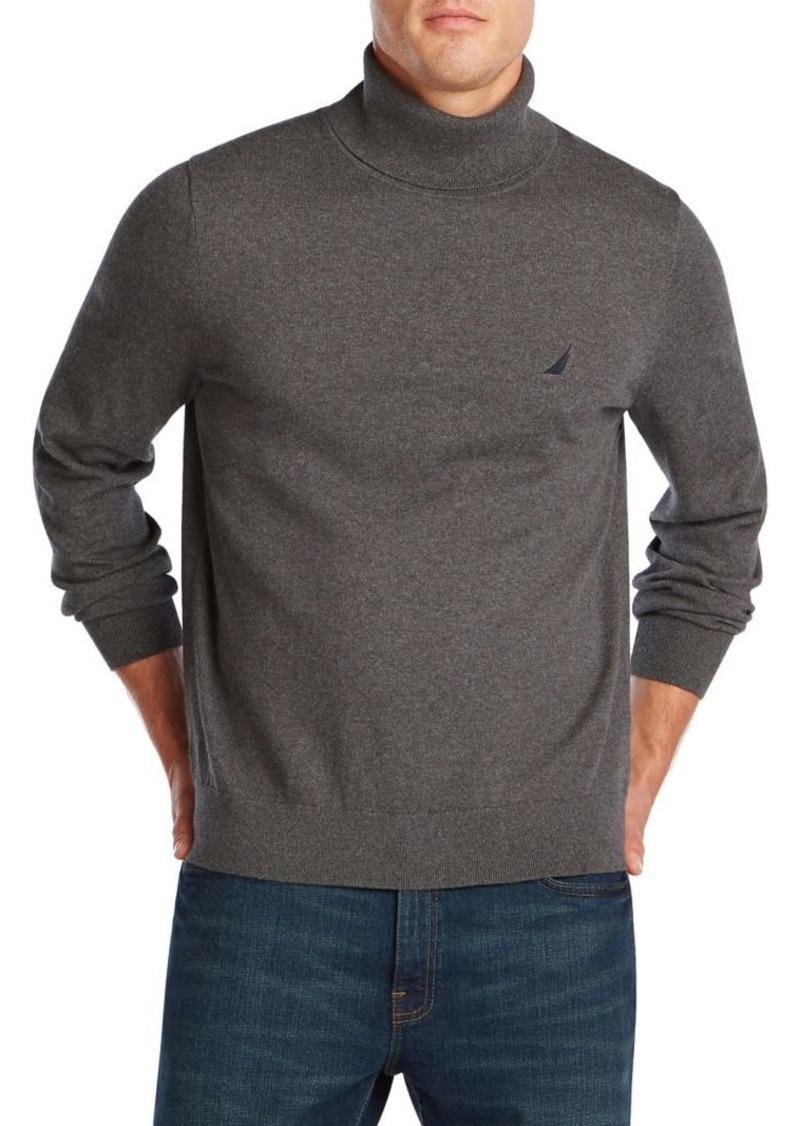 Nautica Turtleneck Sweater