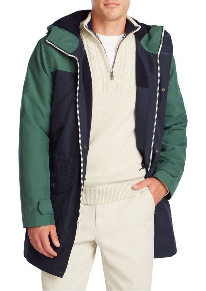 Nautica Water Resistant Parka