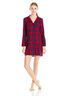 Nautica Women's Flannel Sleepshirt