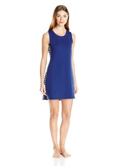 Nautica Women's French Terry Lounge Chemise  L