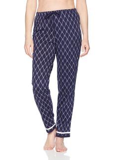 Nautica Women's Novelty Printed Pajama Pant  XS